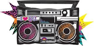 Chaines music 80's